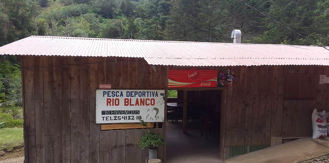 Restaurante Río Blanco