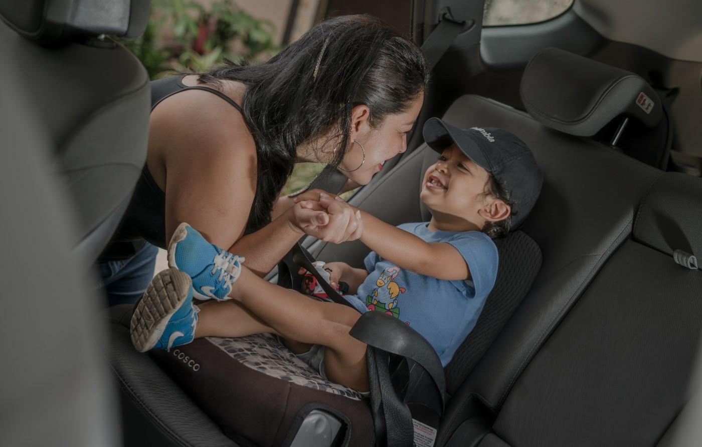 asientos de carros para bebes