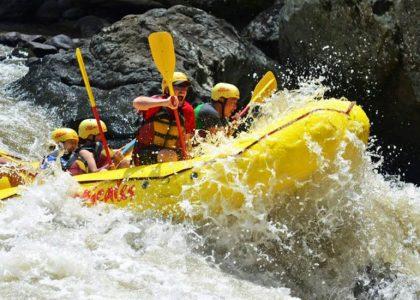 Deportes de aventura en Costa Rica