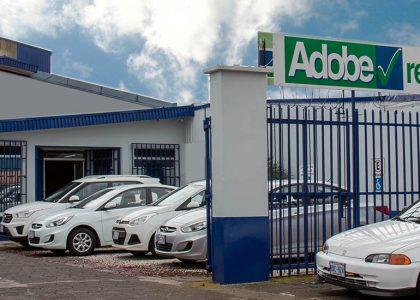 Adobe Rent a Car Cartago