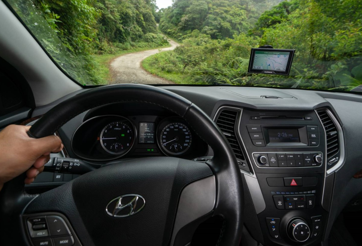 car rental gps services costa rica