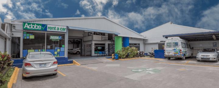 Adobe Car Rental Airport