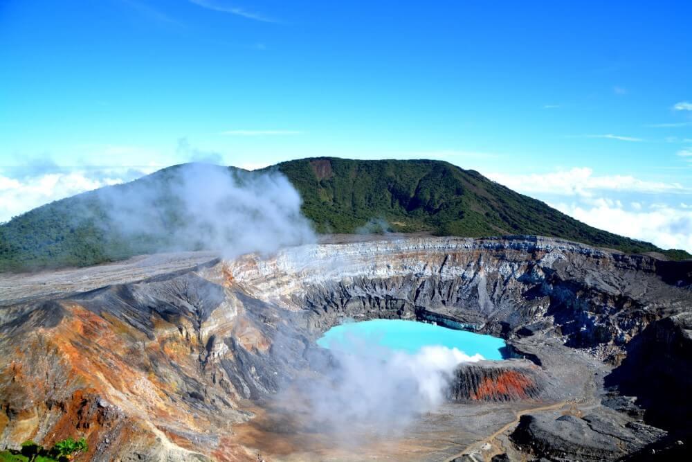 Arenal Volcano National Park Costa Rica