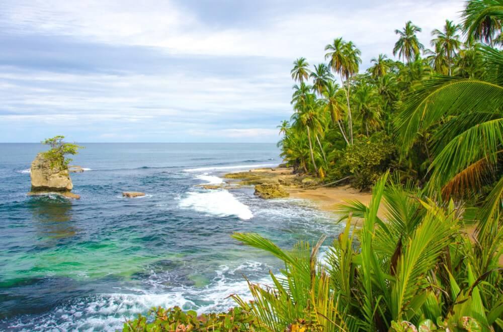 Beaches of Puerto Viejo Costa Rica