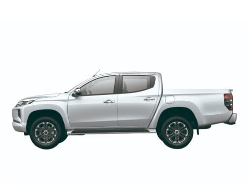 Rentar Pickup 4×4