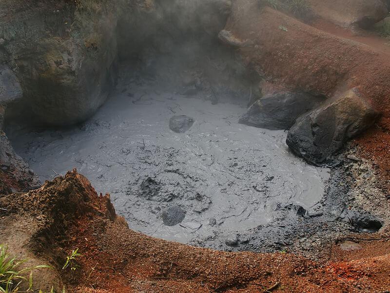 Volcancito – Parque Nacional Rincón de la vieja