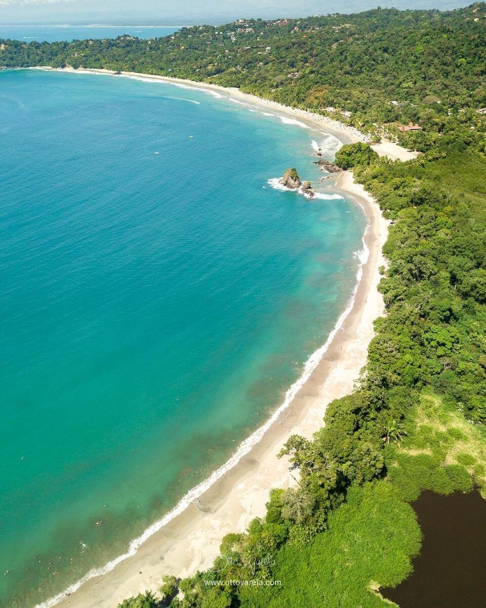 Playa Espadilla, Parque Nacional Manuel Antonio