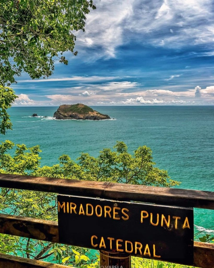 Mirador Punta Catedral – Parque Nacional Manuel Antonio