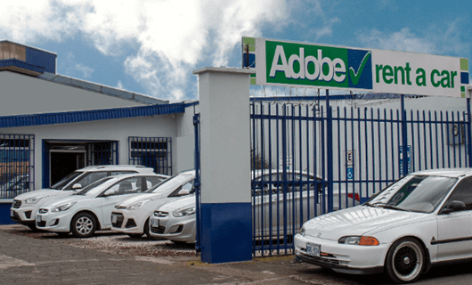 Adobe Car Rental en Cartago Costa Rica