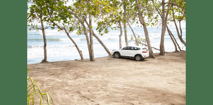 Playa Uvita Car Adobe Costa Rica