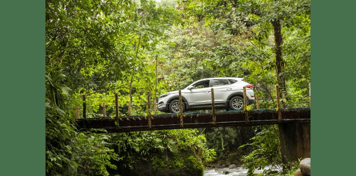 Driving 4WD Uvita Costa Rica