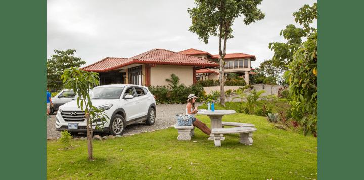 Delivery Car Renting Hotel Quepos
