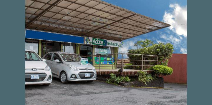 Adobe Rent a Car Ciudad Quesada Costa Rica Crew