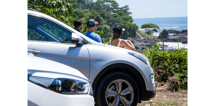 Grecia Rentar un Carro Costa Rica