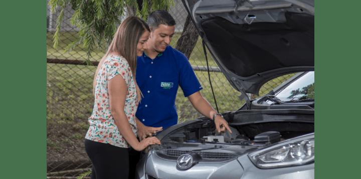 Seguro vial al Rentar Carro Grecia Costa Rica