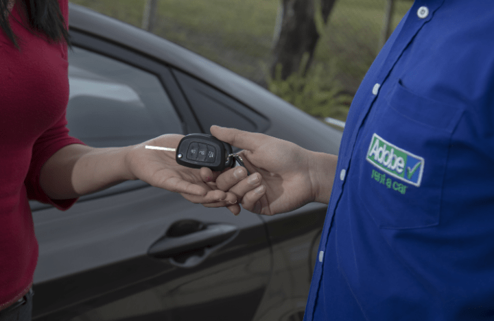 rent a car for a month