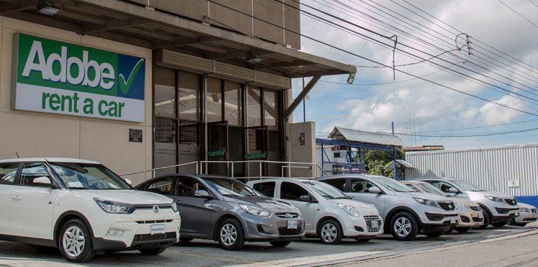 Adobe Rent a Car San José Office