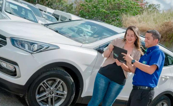 Couverture d'assurance de voiture de location avec Adobe Rent a Car