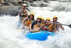 Rafting in La Fortuna - Costa Rica