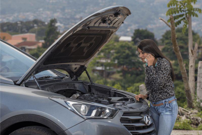 mantenimiento de vehiculo