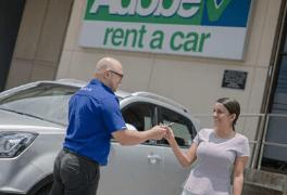 servicios rent a car