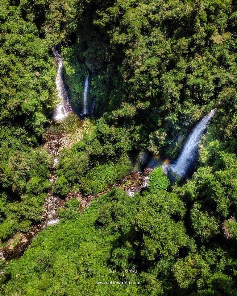 Cataratas de Costa Rica