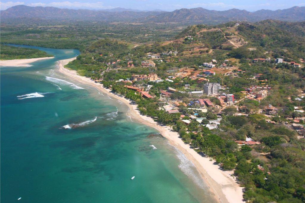 Playa Tamarindo Guanacaste - Adobe Rent a Car Liberia