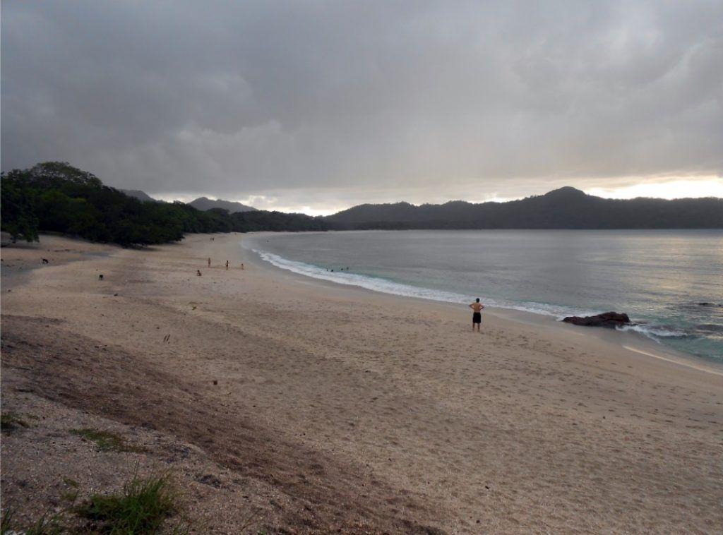 playa conchal tamarindo costa rica guanacaste