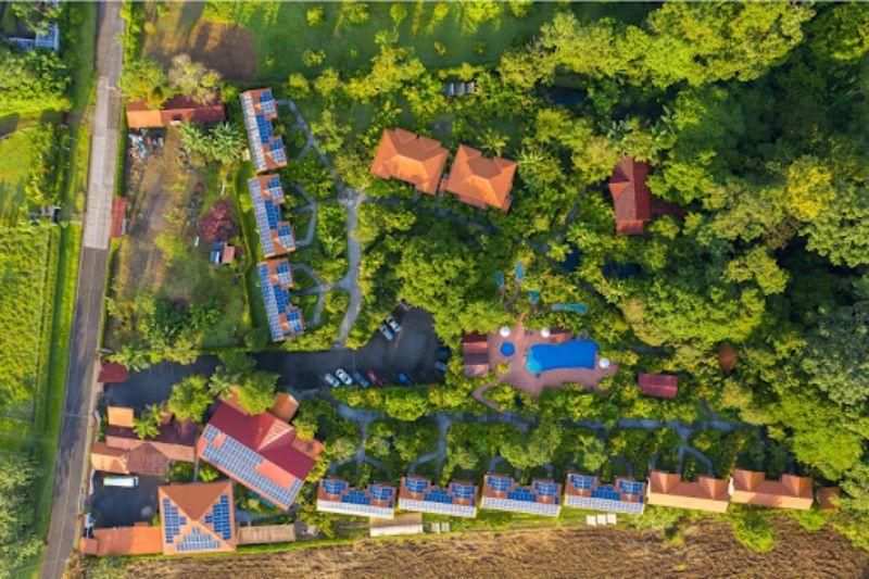 Casa Luna Hotel y Spa, Costa Rica, uno de los hospedajes más recomendado en La Fortuna.