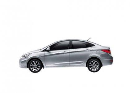 Hyundai Accent Blue TA ou similaire